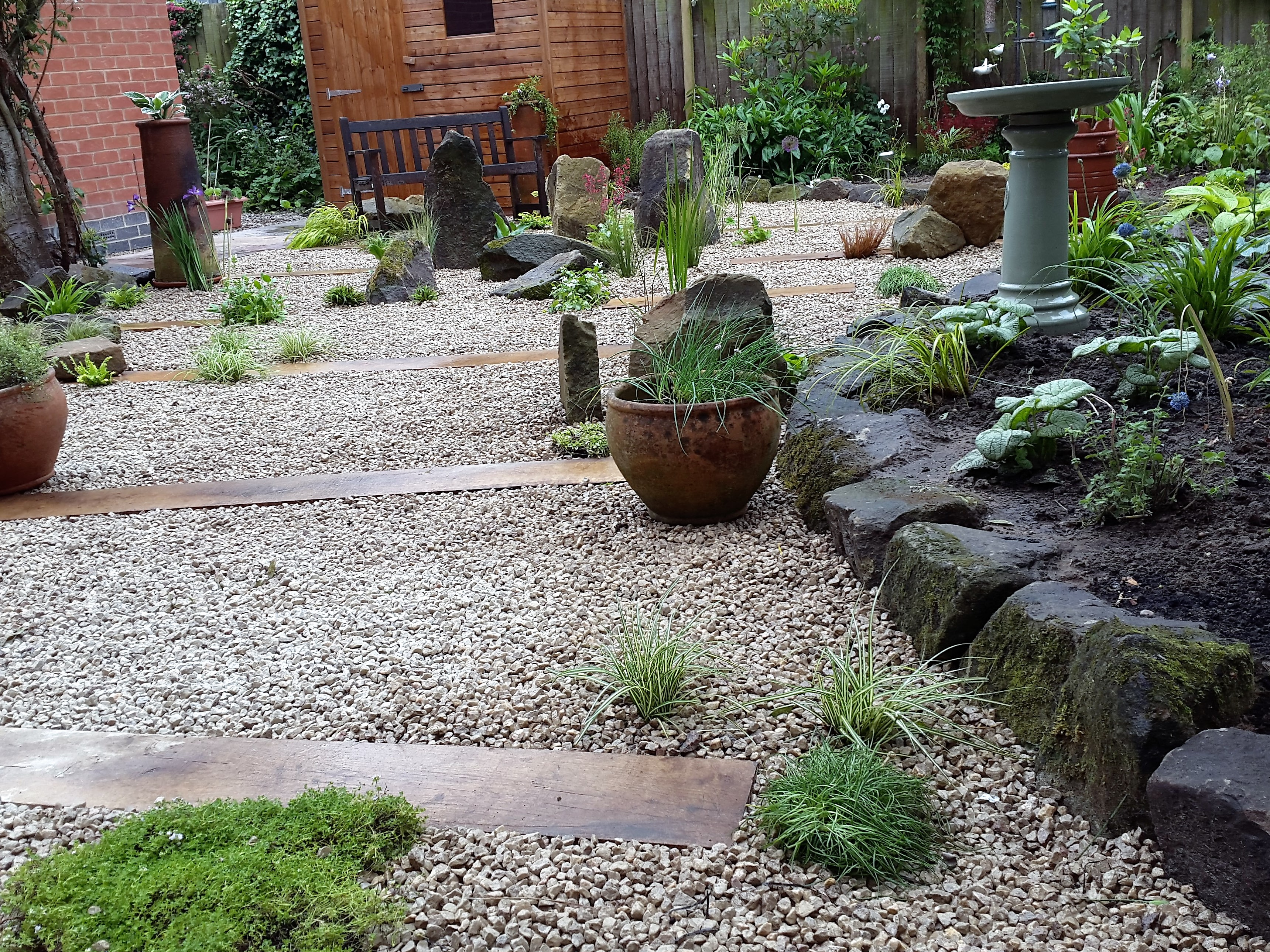 leisecter_garden_design_scree_gravel_grass (4) | Leicester ...